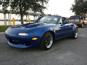 Cory's Mazda Miata